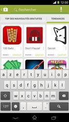 Sony Xpéria M2 - Applications - Télécharger une application - Étape 14