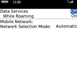 BlackBerry 8520 Curve - Internet - Enable or disable - Step 5