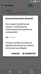 LG G5 SE - Android Nougat - WiFi et Bluetooth - Jumeler votre téléphone avec un accessoire bluetooth - Étape 7