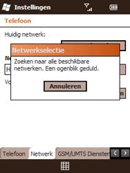 HTC T3333 Touch II - Buitenland - Bellen, sms en internet - Stap 9