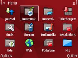 Nokia E63 - SMS - Configuration manuelle - Étape 3