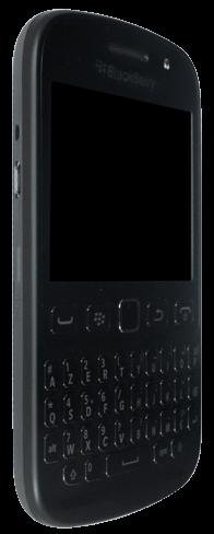 BlackBerry 9720 - Premiers pas - Découvrir les touches principales - Étape 10