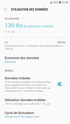 Samsung G920F Galaxy S6 - Android Nougat - Internet - Configuration manuelle - Étape 6