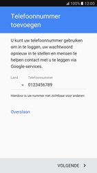 Samsung Galaxy S7 (G930) - Applicaties - Account aanmaken - Stap 14
