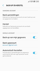Samsung Galaxy A5 (2016) (A510F) - Android Nougat - Device maintenance - Back up - Stap 14