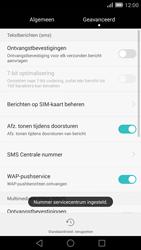 Huawei Ascend Mate 7 4G (Model MT7-L09) - SMS - Handmatig instellen - Stap 9