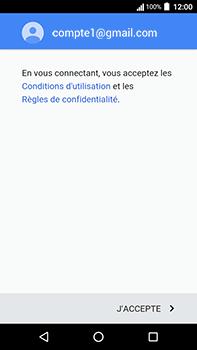 Acer Liquid Zest 4G Plus - E-mail - Configuration manuelle (gmail) - Étape 13