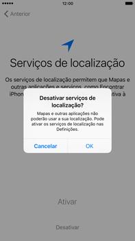 Apple iPhone 6s Plus - Primeiros passos - Como ligar o telemóvel pela primeira vez -  12
