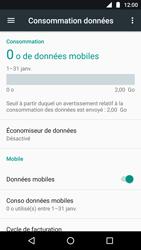 Motorola Moto G5 - Internet - Désactiver les données mobiles - Étape 5