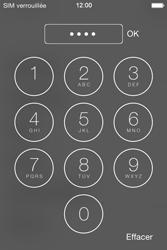 Apple iPhone 4S (iOS 8) - Premiers pas - Créer un compte - Étape 5