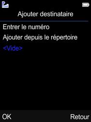 Mobiwire Leyti - Contact, Appels, SMS/MMS - Envoyer un SMS - Étape 9