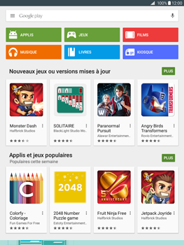 Samsung Galaxy Tab A 9.7 - Applications - Télécharger des applications - Étape 18
