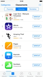 Apple iPhone 6 iOS 8 - Applications - Télécharger une application - Étape 8