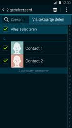 Samsung G900F Galaxy S5 - Contactgegevens overzetten - delen via Bluetooth - Stap 8