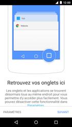 Motorola Moto E (1st Gen) (Lollipop) - Internet et connexion - Naviguer sur internet - Étape 5
