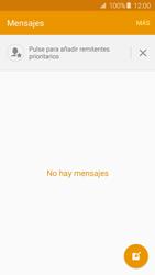 Samsung Galaxy A5 (2016) - Mensajería - Escribir y enviar un mensaje multimedia - Paso 4