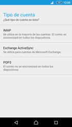 Sony Xperia Z5 - E-mail - Configurar correo electrónico - Paso 10