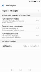 Huawei P10 Lite - Chamadas - Como bloquear chamadas de um número -  6