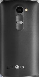LG Leon - Primeros pasos - Quitar y colocar la batería - Paso 2