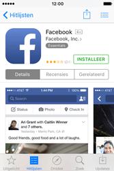 Apple iPhone 4 S iOS 9 - Applicaties - Applicaties downloaden - Stap 7