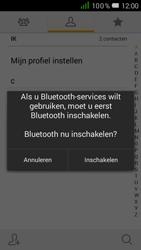 Alcatel One Touch POP D5 (OT-5038X) - Contacten en data - Contacten overzetten via Bluetooth - Stap 7