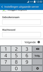 Samsung G355 Galaxy Core 2 - E-mail - e-mail instellen: POP3 - Stap 14