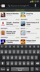 Samsung Galaxy S4 - Aplicaciones - Descargar aplicaciones - Paso 13