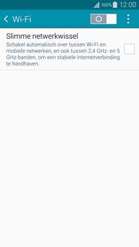 Samsung Galaxy Note 4 4G (SM-N910F) - WiFi - Handmatig instellen - Stap 5