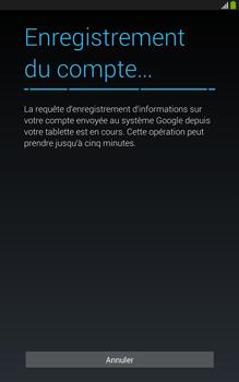 Samsung Galaxy Tab 3 8 4G - Premiers pas - Créer un compte - Étape 24