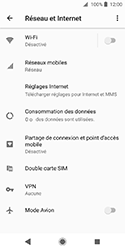 Sony Xperia XZ2 Compact - Wifi - configuration manuelle - Étape 4