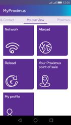 Huawei Honor 5X - Applications - MyProximus - Step 17