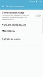 Samsung Samsung G925 Galaxy S6 Edge (Android M) - Internet - Désactiver du roaming de données - Étape 6