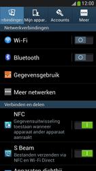 Samsung I9195 Galaxy S IV Mini LTE - Internet - Internet gebruiken in het buitenland - Stap 6