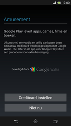Sony C6603 Xperia Z - Applicaties - Applicaties downloaden - Stap 14