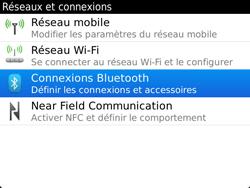 BlackBerry 9900 Bold Touch - Bluetooth - Jumeler avec un appareil - Étape 5