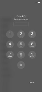 Apple iPhone X - Primeros pasos - Activar el equipo - Paso 5