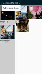 Samsung Galaxy A3 - Bluetooth - Transferir archivos a través de Bluetooth - Paso 8