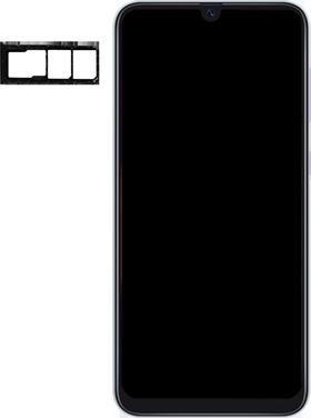 Samsung Galaxy A50 - Appareil - comment insérer une carte SIM - Étape 3