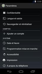 Acer Liquid Jade Z - Appareil - Restauration d