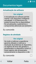 LG K4 - Primeiros passos - Como ligar o telemóvel pela primeira vez -  13