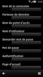Nokia 700 - Internet - Configuration manuelle - Étape 14
