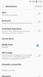 Samsung Galaxy A5 (2017) (A520) - Funciones básicas - Activar o desactivar el modo avión - Paso 6