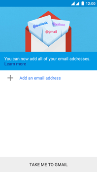 OnePlus 2 - Email - Manual configuration - Step 5