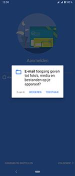 Sony Xperia 1 - E-mail - handmatig instellen (outlook) - Stap 12
