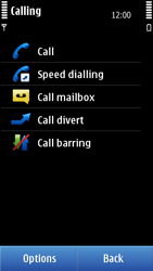 Nokia N8-00 - Voicemail - Manual configuration - Step 5