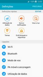Samsung Galaxy A3 A310F 2016 - Internet no telemóvel - Como ativar os dados móveis -  4