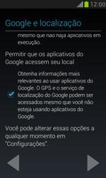 Samsung I8190 Galaxy S III Mini - Primeiros passos - Como ativar seu aparelho - Etapa 15
