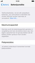 Apple iphone-5s-met-ios-11-model-a1457 - iOS 11 - In-/uitschakelen van de energiebeheerfunctie - Stap 5