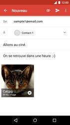 Motorola Moto G 3rd Gen. (2015) - E-mail - envoyer un e-mail - Étape 15