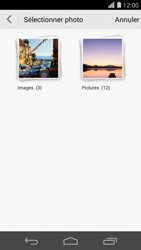 Huawei Ascend P7 - MMS - envoi d'images - Étape 14